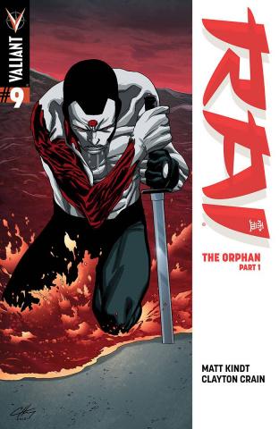 Rai #9 (20 Copy Henry Cover)
