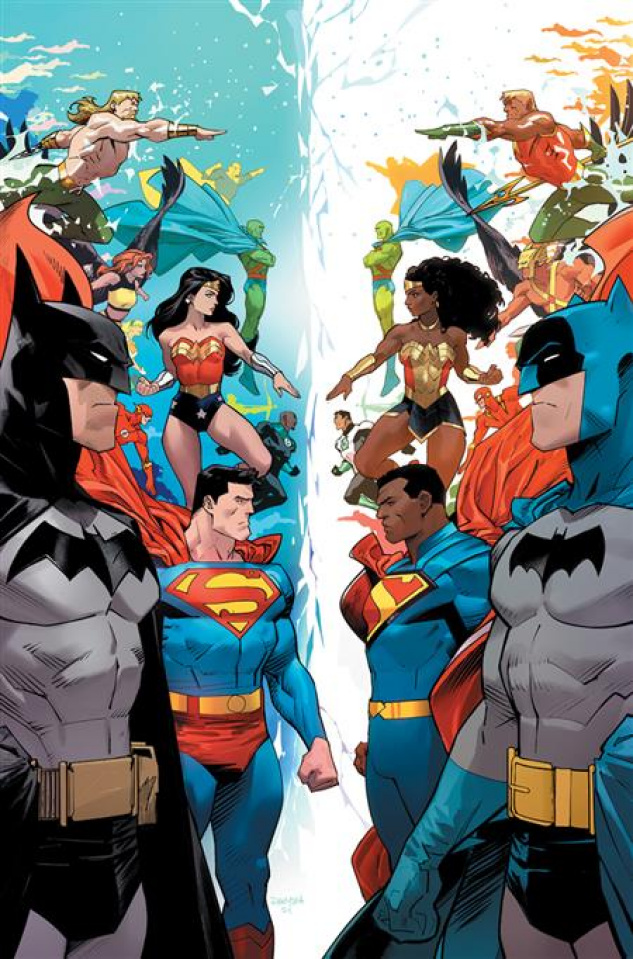Justice League: Infinity #3