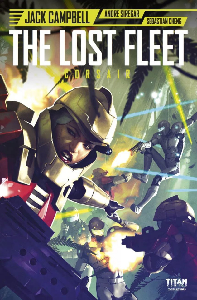 The Lost Fleet Vol. 1: Corsair