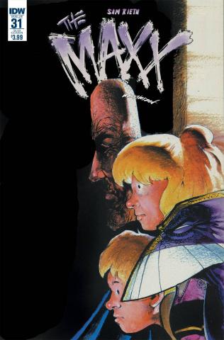 The Maxx: Maxximized #31 (Subscription Cover)