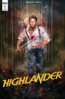 Highlander: The American Dream #1