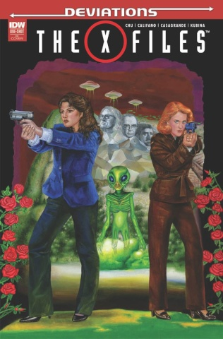 The X-Files: Deviations (10 Copy Cover)