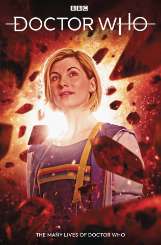Doctor Who: The Thirteenth Doctor #0 (Photo Cover)