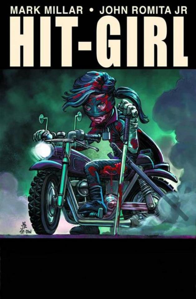 Hit-Girl #1