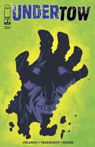 Undertow #3 (Churilla Cover)