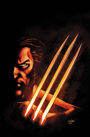 Return of Wolverine #2 (Marquez Cover)