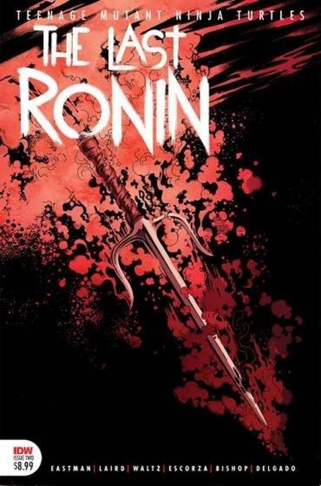 Teenage Mutant Ninja Turtles: The Last Ronin #2 (2nd Printing)