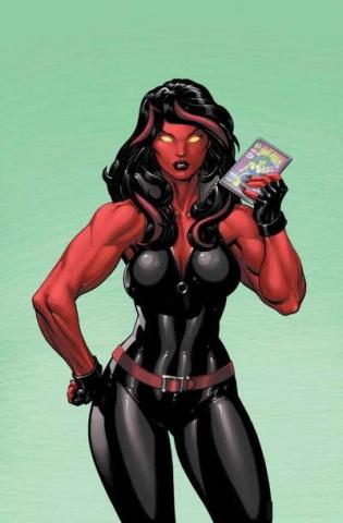 Red She-Hulk #58