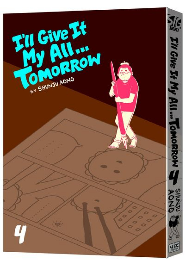 I'll Give It My All... Tomorrow Vol. 4