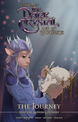The Dark Crystal: Age of Resistance - The Journey Into the Mondo Leviadin