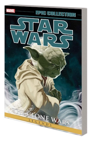 Star Wars Legends Vol. 1: The Clone Wars