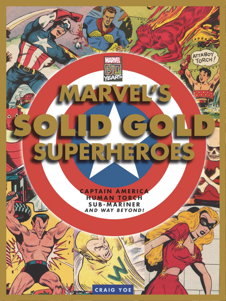 Marvel's Solid Gold Super Heroes