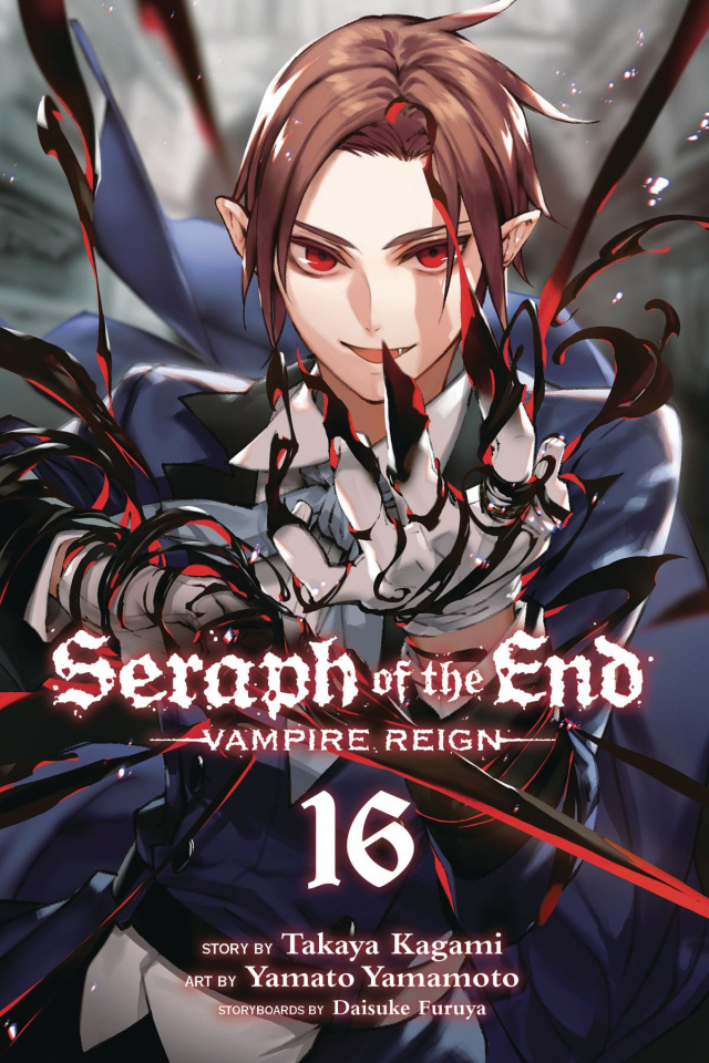 Seraph of the End: Vampire Reign Vol. 16