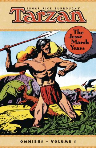 Tarzan: The Jesse Marsh Years Vol. 1 (Omnibus)