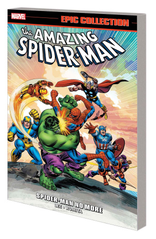 The Amazing Spider-Man:  Spider-Man No More (Epic Collection)