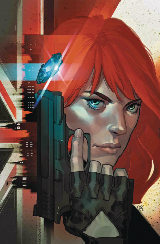 Infinity Countdown: Black Widow #1