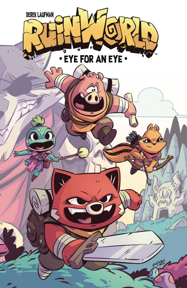 Ruinworld: Eye For An Eye