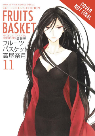 Fruits Basket Vol. 11 (Collector's Edition)