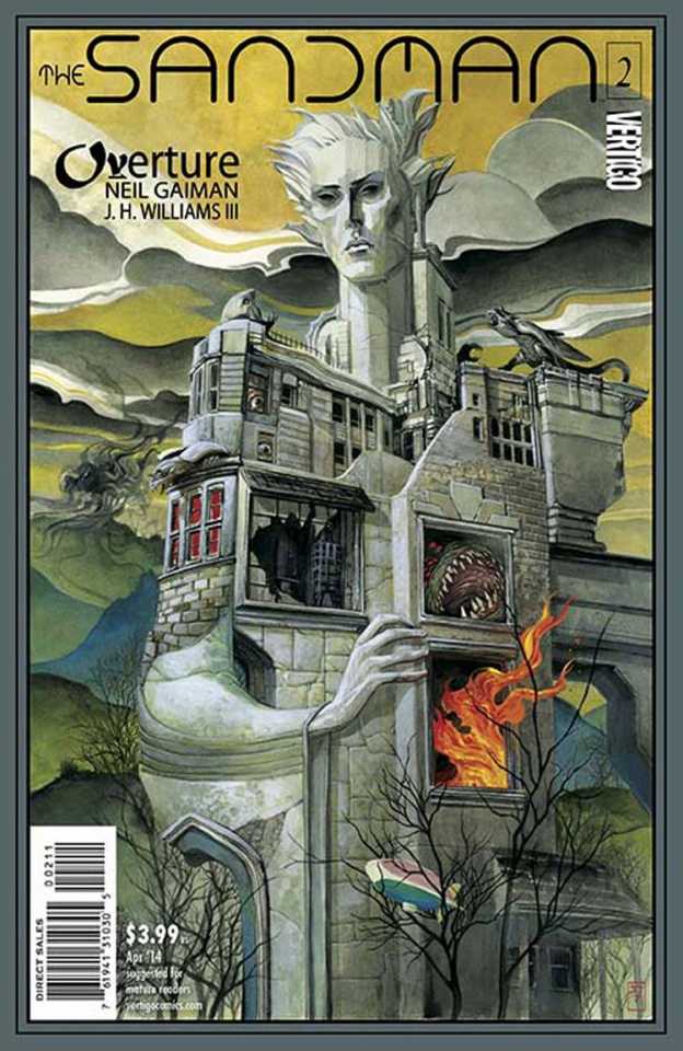 The Sandman: Overture #2 (Cover A)