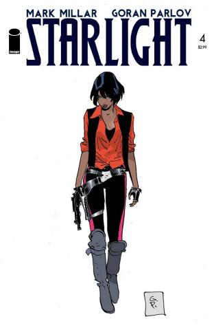 Starlight #4 (Parlov Cover)