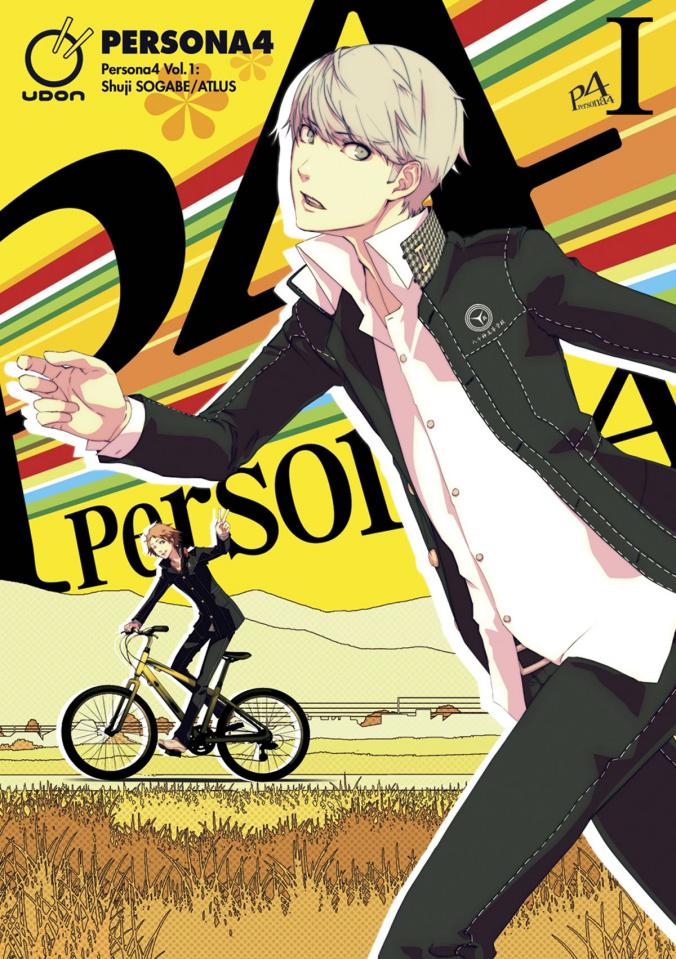 Persona 4 Vol. 1