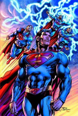 Superman: The Coming of the Supermen #1