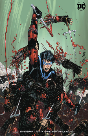 Nightwing #47 (Variant Cover)