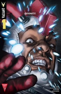 Divinity #1 (40 Copy Larosa Cover)