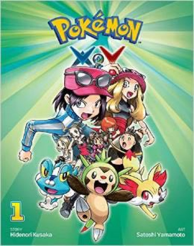 Pokémon XY Vol. 1