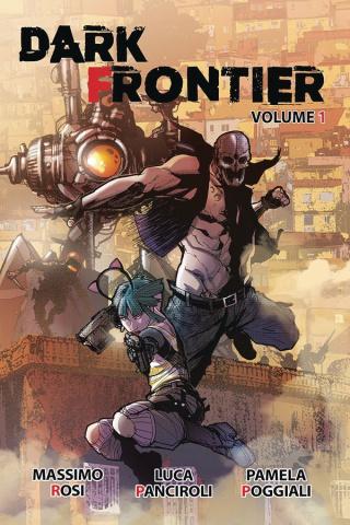 Dark Frontier Vol. 1