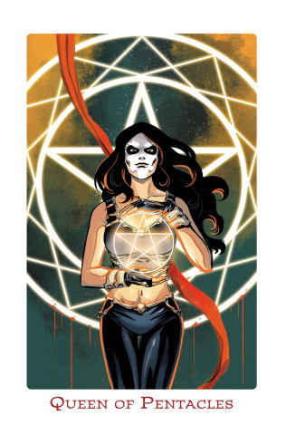 Grimm Fairy Tales: Day of the Dead #5 (Preitano Cover)