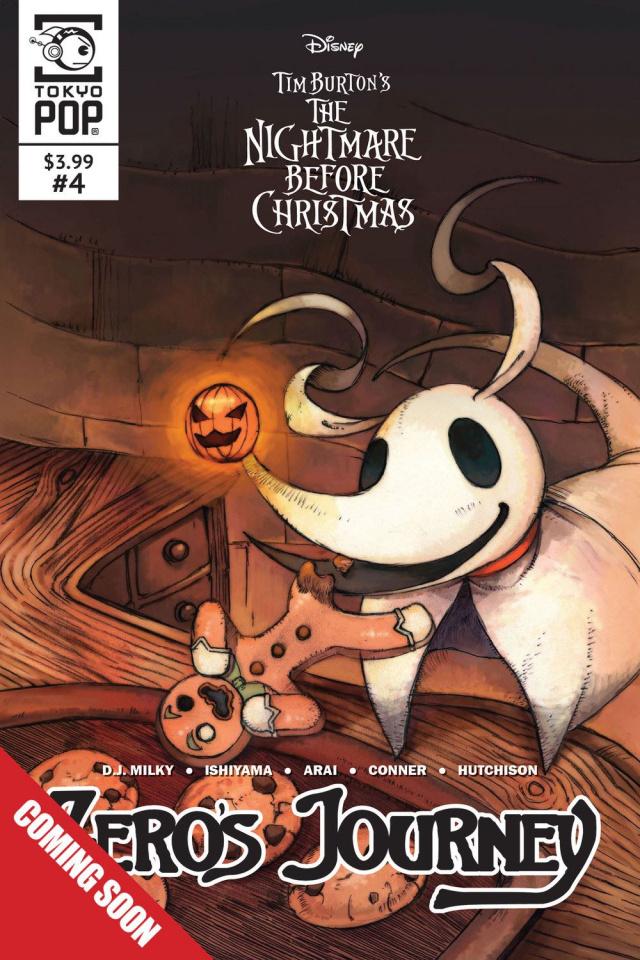 The Nightmare Before Christmas: Zero's Journey #4