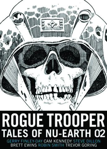 Rogue Trooper: Tales of Nu-Earth Vol. 2