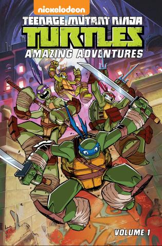 Teenage Mutant Ninja Turtles: Amazing Adventures Vol. 1