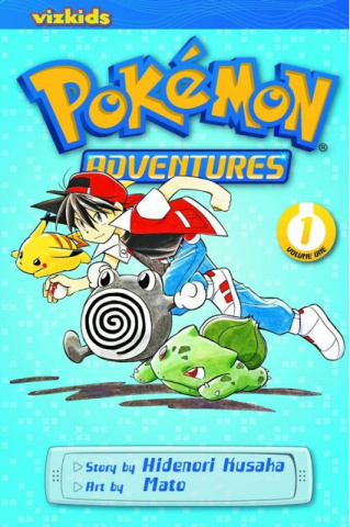 Pokémon Adventures Box Set Vol. 1