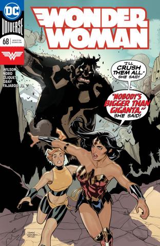 Wonder Woman #68