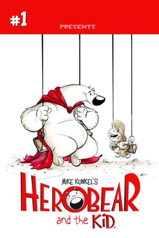 Herobear and The Kid: Inheritance #1