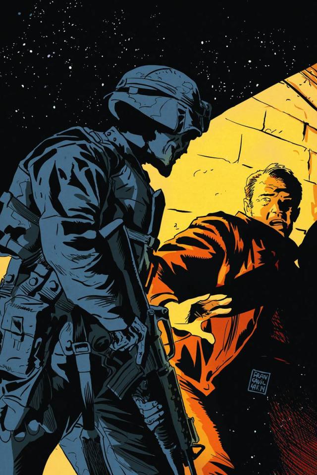 The Twilight Zone #11 (50 Copy Francavilla Virgin Cover)