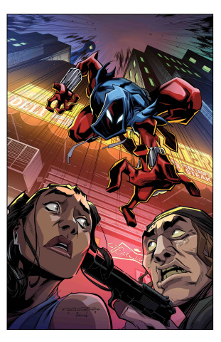 Ben Reilly: The Scarlet Spider #20