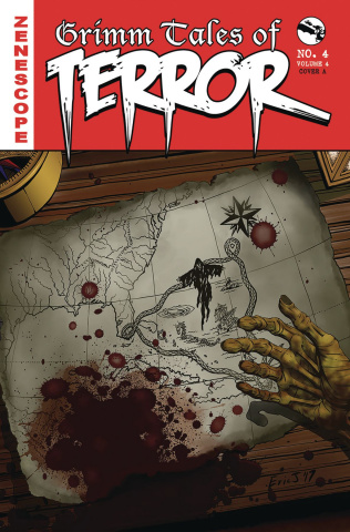 Grimm Fairy Tales: Tales of Terror #4 (Eric J Cover)