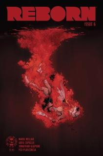 Reborn #6 (Capullo Cover)