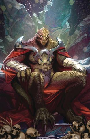 Catalyst Prime: Seven Days #6 (Sejic Virgin Cover)