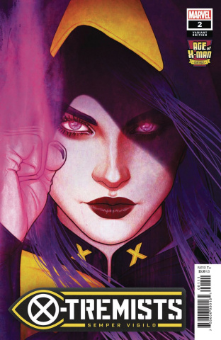 Age of X-Man: X-Tremists #2 (Frison Cover)
