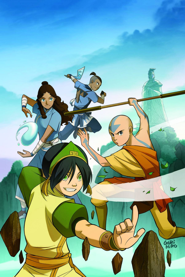 Avatar: The Last Airbender - The Rift #1 (1 For $1)