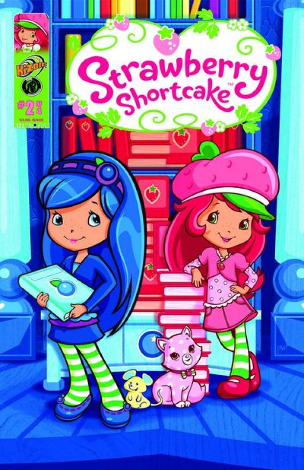 Strawberry Shortcake: Berry Fun #2
