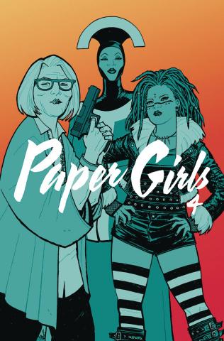 Paper Girls Vol. 4