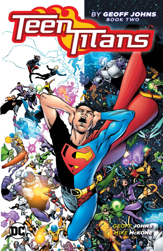 Teen Titans by Geoff Johns Book 2