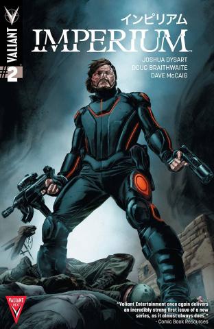 Imperium #2 (Braithwaite Cover)