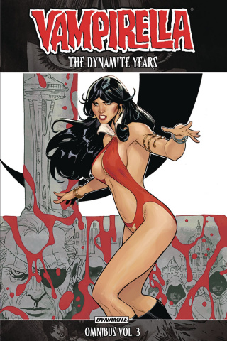 Vampirella: The Dynamite Years Vol. 3 (Omnibus)