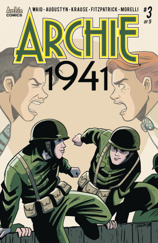Archie: 1941 #3 (Charm Cover)